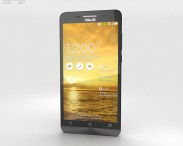 3D model of Asus Zenfone 6 Champagne Gold