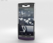 3D model of Vertu Signature Touch Damson Lizard