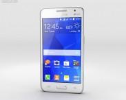 3D model of Samsung Galaxy Core II White