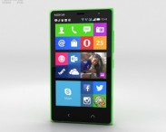 3D model of Nokia X2 Glossy Green