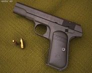 3D model of Colt Model 1903 Pocket Hammerless