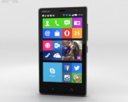 3D model of Nokia X2 Black