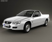 3D model of Holden VZ Ute 2004