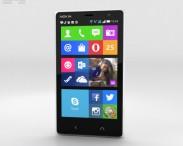 3D model of Nokia X2 White