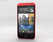 3D model of HTC Desire 616 Red