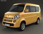 3D model of Suzuki Landy (CN) 2008