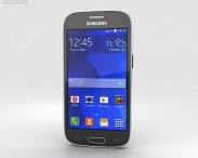 3D model of Samsung Galaxy Ace Style LTE Gray