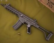 3D model of Robinson Armaments XCR-L