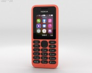 3D model of Nokia 130 Red