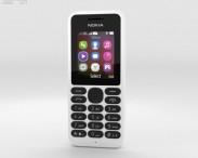3D model of Nokia 130 White