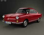 3D model of NSU Sport Prinz 1958