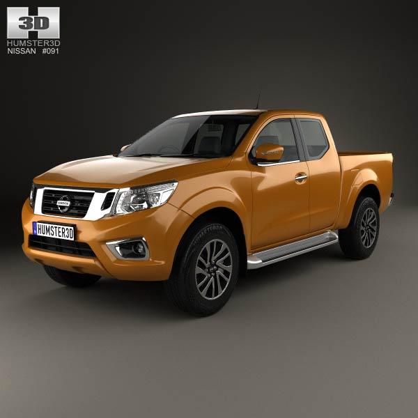 Nissan Navara 2015 Model | Autos Weblog
