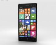 3D model of Nokia Lumia 830 Black