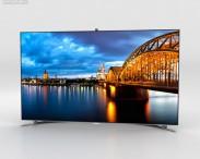 3D model of TV Samsung UN55F8000