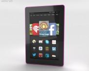 3D model of Amazon Fire HD 7 Magenta
