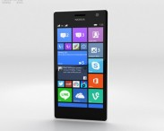3D model of Nokia Lumia 730 White