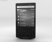 3D model of BlackBerry Porsche Design P'9983 Black