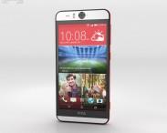 3D model of HTC Desire Eye Red