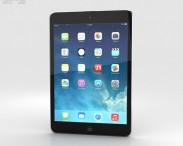 3D model of Apple iPad Mini 2 Space Grey
