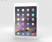 3D model of Apple iPad Air 2 Cellular Gold