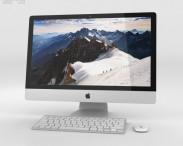 3D model of Apple iMac 27-inch Retina 5K