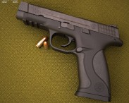 3D model of Smith & Wesson M&P .45