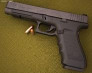 3D model of Glock 41 Gen4
