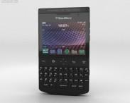 3D model of BlackBerry Porsche Design P'9981 Black