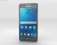 3D model of Samsung Galaxy Grand Prime Duos TV Gray