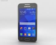 3D model of Samsung Galaxy V Black