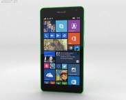 3D model of Microsoft Lumia 535 Green