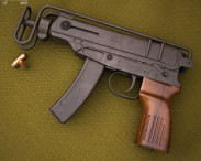3D model of Skorpion vz. 61