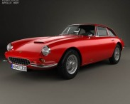 3D model of Apollo GT coupe 1965