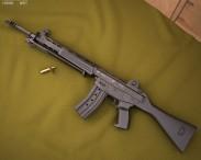 3D model of Howa Type 89