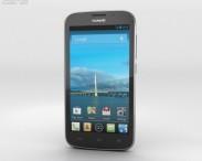 3D model of Huawei Ascend Y600 Black