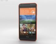3D model of HTC Desire 620G Saffron Gray