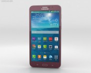 3D model of Samsung Galaxy W Red