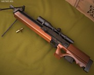 3D model of Walther WA 2000