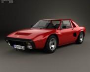 3D model of AC 3000ME 1979