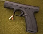 3D model of Caracal pistol