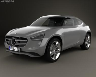 Mercedes benz amg vision gran turismo 2013 3d model for Mercedes benz bluetooth code
