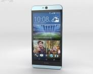 3D model of HTC Desire 826 Blue Lagoon