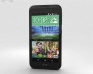 3D model of HTC Desire 320 Vanilla White
