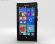 3D model of Microsoft Lumia 435 Black
