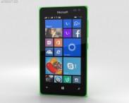 3D model of Microsoft Lumia 435 Green