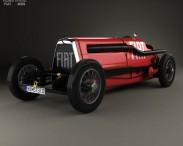 3D model of Fiat SB4 Eldridge Mefistofele 1924