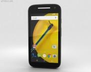 3D model of Motorola Moto E (2nd Gen.) Black