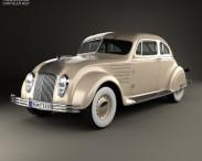 3D model of Chrysler Imperial Airflow 1934