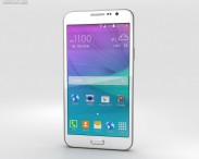 3D model of Samsung Galaxy Grand Max White