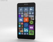 3D model of Microsoft Lumia 640 LTE White